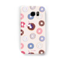 Dave and his donuts Samsung Galaxy Case/Skin