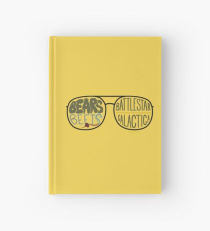 The Office Jim as Dwight Quote Hardcover Journal