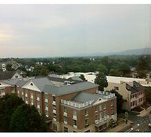UVA Campus by interstellarsky