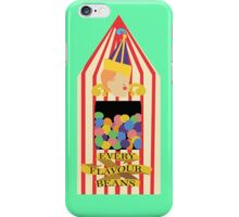 Harry Potter Bertie Bott's Every Flavour beans  iPhone Case/Skin