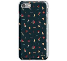 The sailor's pattern iPhone Case/Skin