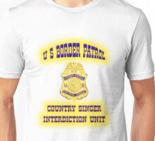 Country Singer Interdiction Get Willie Unisex T-Shirt