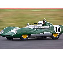 Lotus 17 Prototype Photographic Print