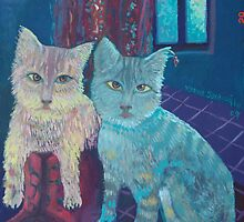 kediler by yavuz saraçoğlu