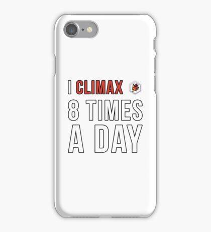 Weiss Schwarz Climax iPhone Case/Skin