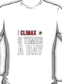 Weiss Schwarz Climax T-Shirt