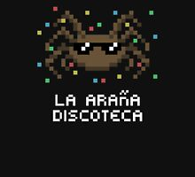 La Araña Discoteca - The Disco Spider Unisex T-Shirt