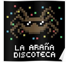 La Araña Discoteca - The Disco Spider Poster