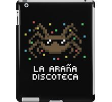 La Araña Discoteca - The Disco Spider iPad Case/Skin