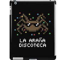 La Araña Discoteca - The Disco Spider iPad Case/Skin