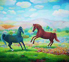 HORSE by yavuz saraçoğlu