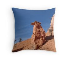 Bryce Canyon's Mexican Hat Throw Pillow