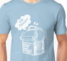 Panic Camera  Unisex T-Shirt