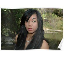 """ Asian Pearl... "" Poster"