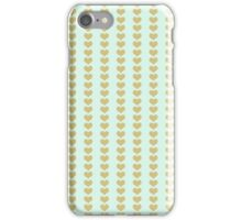 hearts pattern iPhone Case/Skin