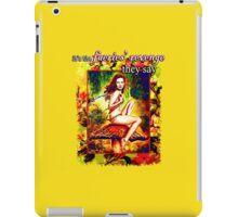 FAERIES REVENGE iPad Case/Skin