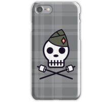 Skull Series SKULLSCOUT iPhone Case/Skin