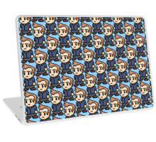 8-Bit Jeff Winger Laptop Skin