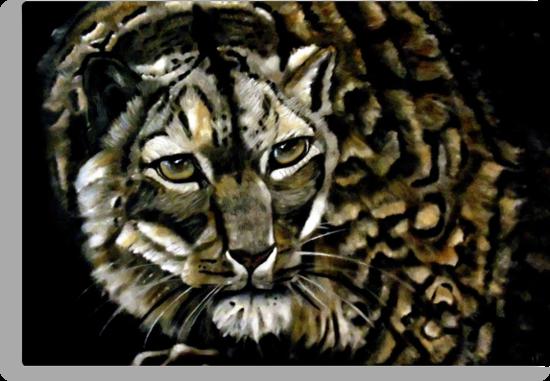 Leopold the Snow Leopard by Herbert Renard