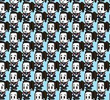 8-Bit Annie Edison  by CraftyG