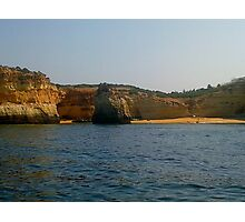 Sandstone Coastline  Photographic Print