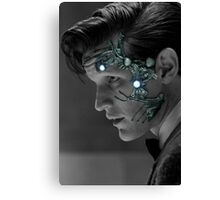 Cyber Doctor Canvas Print