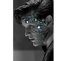 Cyber Doctor Photographic Print