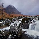 Buachaille Etive Mòr  by outwest photography.co.uk