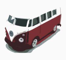 VW Bus  by Chris Goodwin
