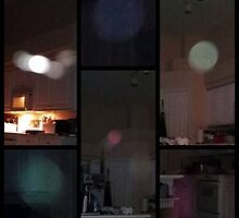 COLORFUL SPIRIT ORBS IN MY HOME! by Princess1222
