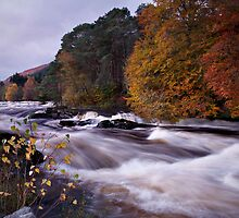 Autumn falls by outwest photography.co.uk