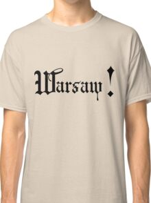 JOY DIVISION (design 4) Classic T-Shirt