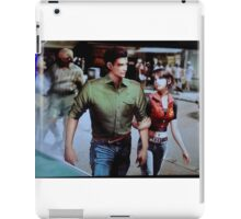Chris and Claire Redfield. iPad Case/Skin