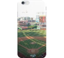 Nationals Park iPhone Case/Skin