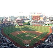 Nationals Park by roguefaerie