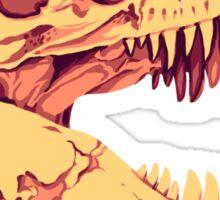 Tyrannosaurus Rex Skull Sticker