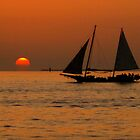 Key West Sunset by DCphotographs
