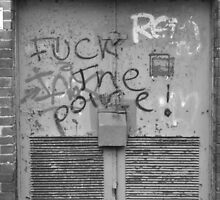 F*** the Police by Garyladdd