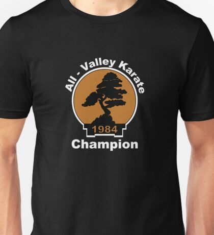 All Valley Karate Champion Unisex T-Shirt