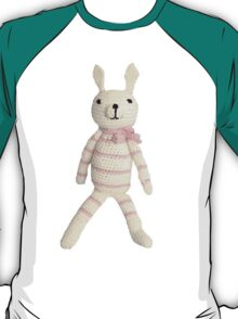 Knitted Character T-Shirt