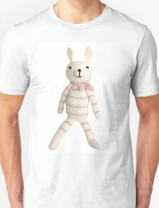 Knitted Character Unisex T-Shirt
