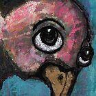 "Bird, Bernard Lacoque-2  ""Messenger"" by ArtLacoque"