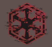 Glitched Sith Symbol by OhSlash