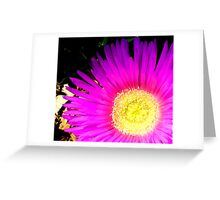 Pigface Greeting Card