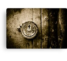 OnePhotoPerDay Series: 307 by L. Canvas Print