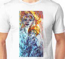 Madonna and Child Unisex T-Shirt
