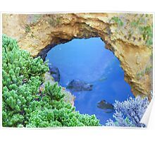 Great Ocean Road Blue Grotto # 1 Poster