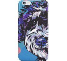 Portuguese Water Dog  iPhone Case/Skin