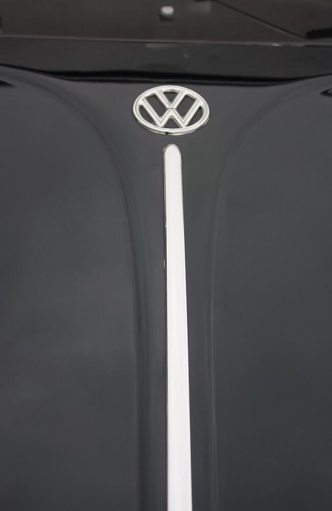 Volkswagen Beetle Bonnet by oddity