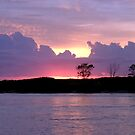 SUNRISE AT THE INLET by Ekascam